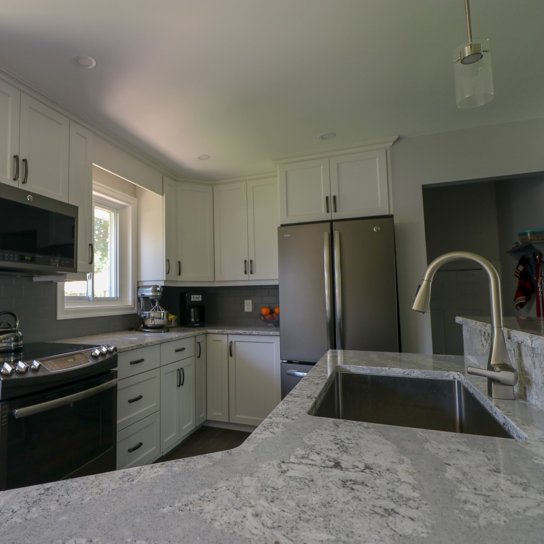Canaan Cabinetry Kitchen Renovation 2